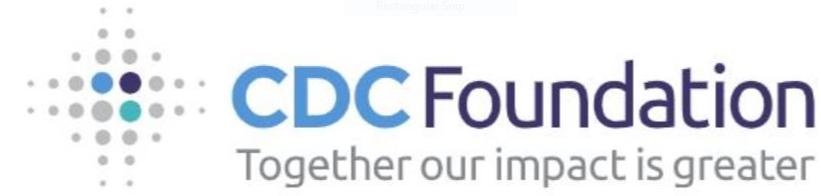 CDC Foundation Logo