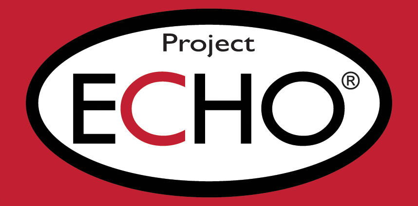 echo new tech logo. project echo echo new tech logo
